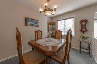 Photo 12: 44 LACOMBE Point: St. Albert Townhouse for sale : MLS®# E4253325