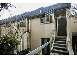 Photo 17: 107 1141 7TH Ave W in Vancouver West: Home for sale : MLS®# V1038154