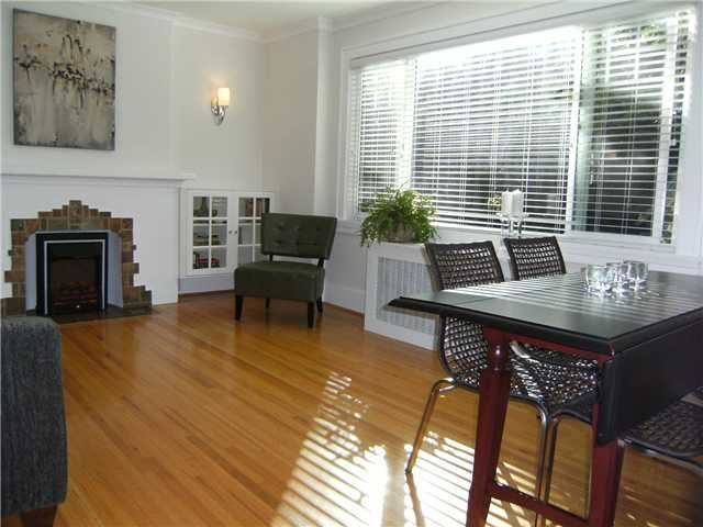 """Main Photo: 301 1545 W 13TH Avenue in Vancouver: Fairview VW Condo for sale in """"THE LEICESTER"""" (Vancouver West)  : MLS®# V856880"""