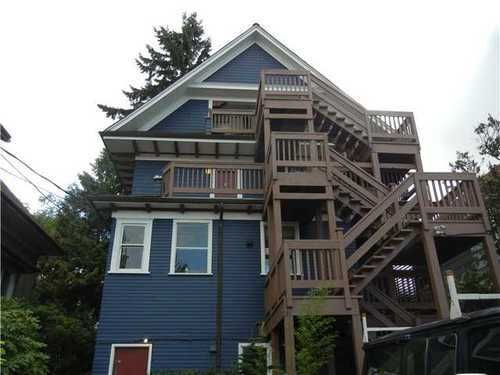 Photo 6: Photos: 315 12TH Ave W in Vancouver West: Mount Pleasant VW Home for sale ()  : MLS®# V916434