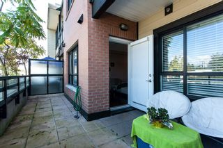 """Photo 2: 203 2664 KINGSWAY Avenue in Port Coquitlam: Central Pt Coquitlam Condo for sale in """"KINGSWAY GARDEN"""" : MLS®# R2112381"""