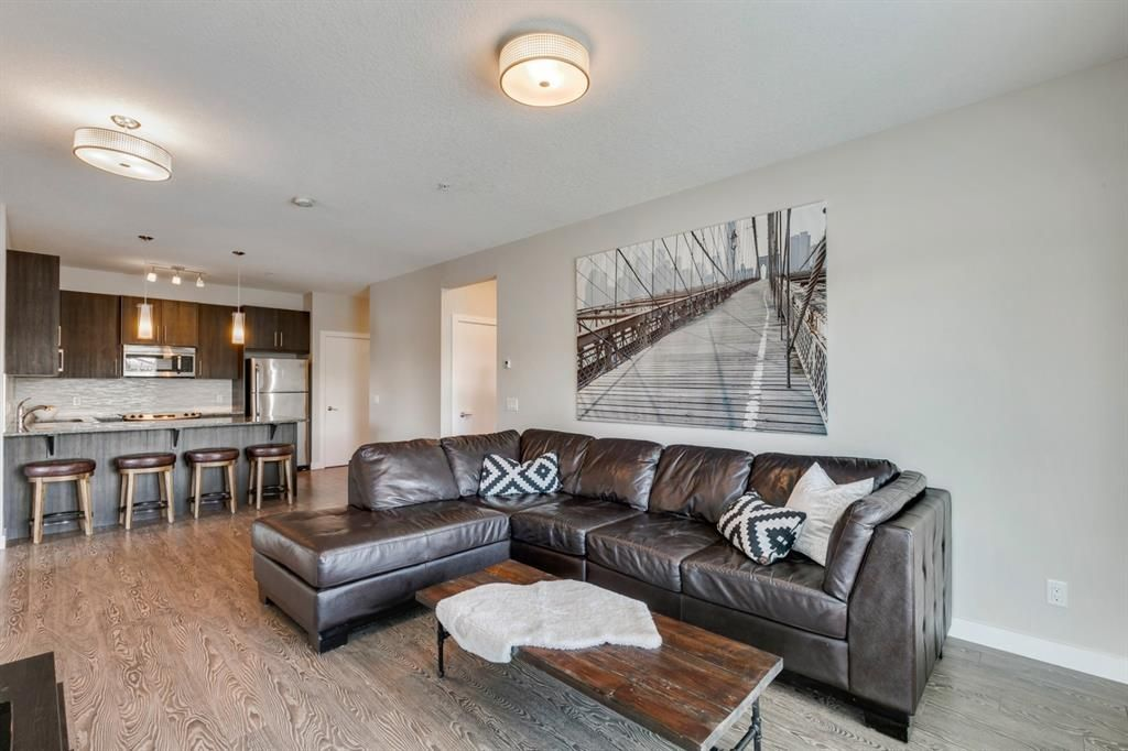 Main Photo: 213 8 Sage Hill Terrace NW in Calgary: Sage Hill Apartment for sale : MLS®# A1124318