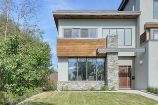 Main Photo: 1206 26 Street SW in Calgary: Shaganappi Semi Detached for sale : MLS®# A1123733