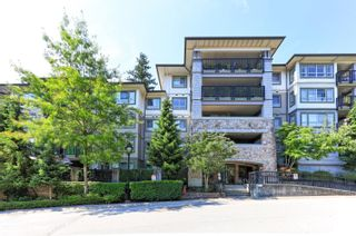 """Photo 1: 108 2951 SILVER SPRINGS Boulevard in Coquitlam: Westwood Plateau Condo for sale in """"TANTULUS"""" : MLS®# R2601029"""