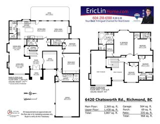 Photo 40: 6420 CHATSWORTH Road in Richmond: Granville House for sale : MLS®# R2527467