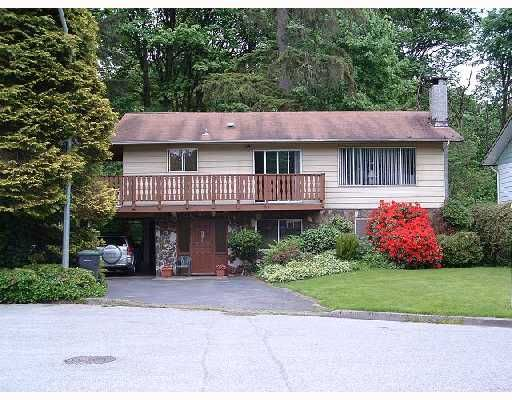 "Main Photo: 3656 HUGHES Place in Port_Coquitlam: Woodland Acres PQ House for sale in ""WOODLAND ACRES"" (Port Coquitlam)  : MLS®# V712476"