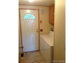 Photo 9: 515 2850 Stautw Rd in SAANICHTON: CS Hawthorne Manufactured Home for sale (Central Saanich)  : MLS®# 702862