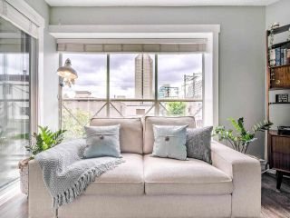 "Photo 8: 208 910 W 8TH Avenue in Vancouver: Fairview VW Condo for sale in ""The Rhapsody"" (Vancouver West)  : MLS®# R2487945"