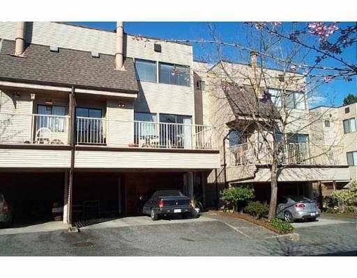 """Main Photo: 115 1210 FALCON DR in Coquitlam: Upper Eagle Ridge Townhouse for sale in """"FERN LEAF PLACE"""" : MLS®# V581702"""