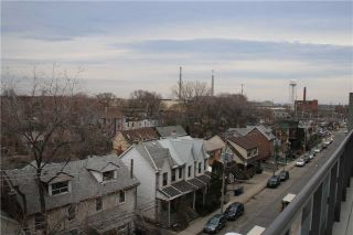 Photo 4: 90 Broadview Ave Unit #537 in Toronto: South Riverdale Condo for sale (Toronto E01)  : MLS®# E3742622