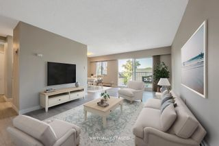 """Photo 1: 204 815 FOURTH Avenue in New Westminster: Uptown NW Condo for sale in """"Norfolk House"""" : MLS®# R2616544"""