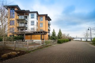 Photo 38: 201 220 SALTER Street in New Westminster: Queensborough Condo for sale : MLS®# R2557447