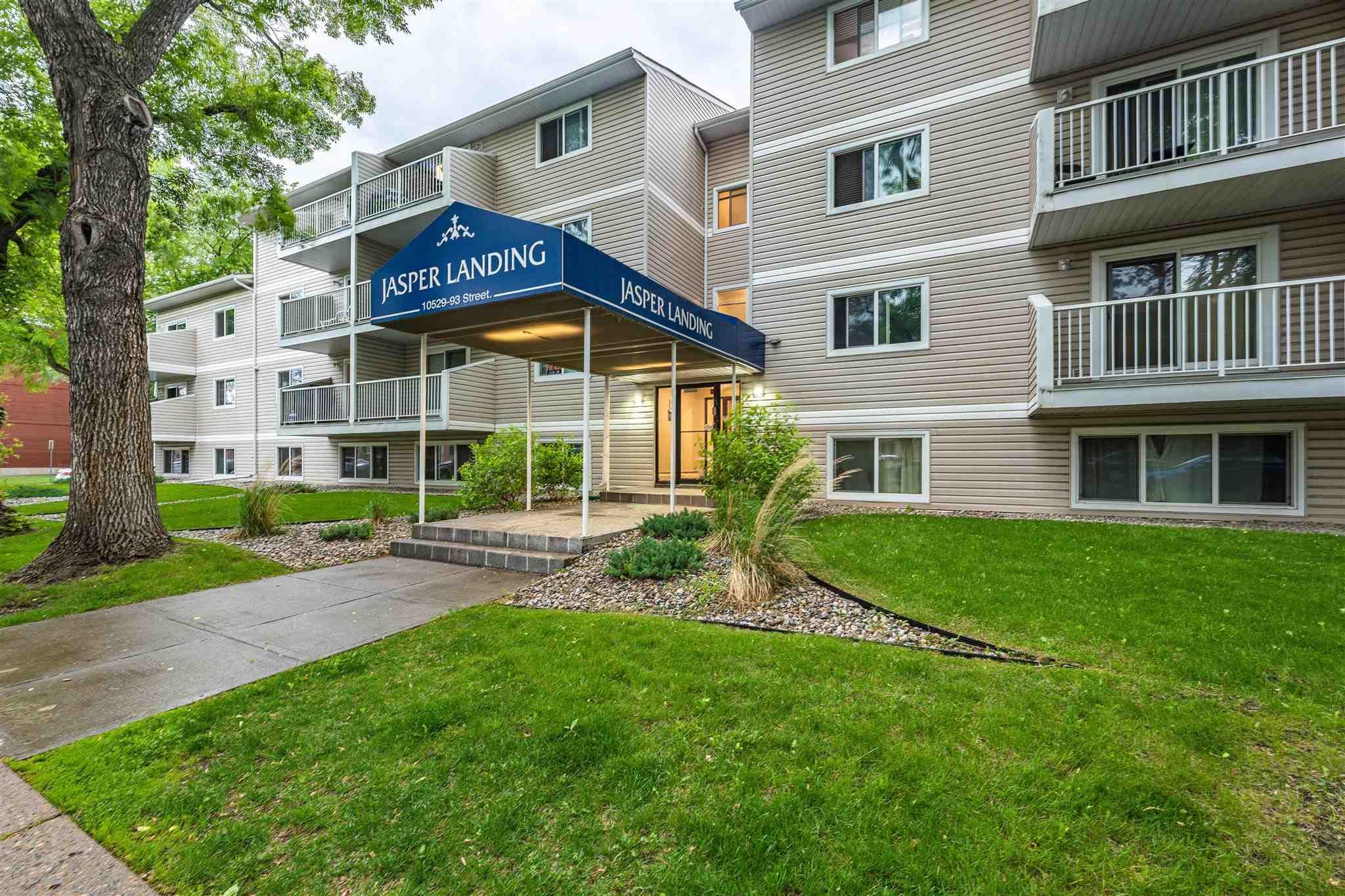Main Photo: 409 10529 93 Street in Edmonton: Zone 13 Condo for sale : MLS®# E4250326