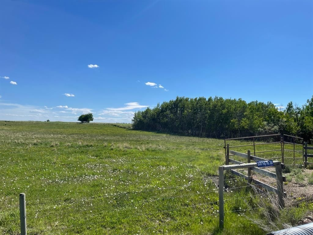 Main Photo: 2039 Twp Rd 304: Rural Mountain View County Residential Land for sale : MLS®# A1117726
