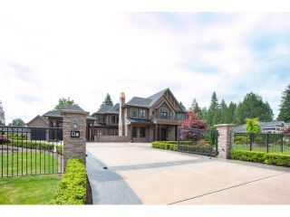 """Photo 1: 31538 KENNEY Avenue in Mission: Mission BC House for sale in """"Golf Course"""" : MLS®# R2077047"""