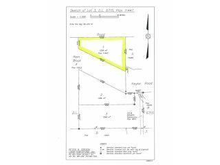 Photo 6: # LT 1 NAYLOR RD in Sechelt: Sechelt District Land for sale (Sunshine Coast)  : MLS®# V846640