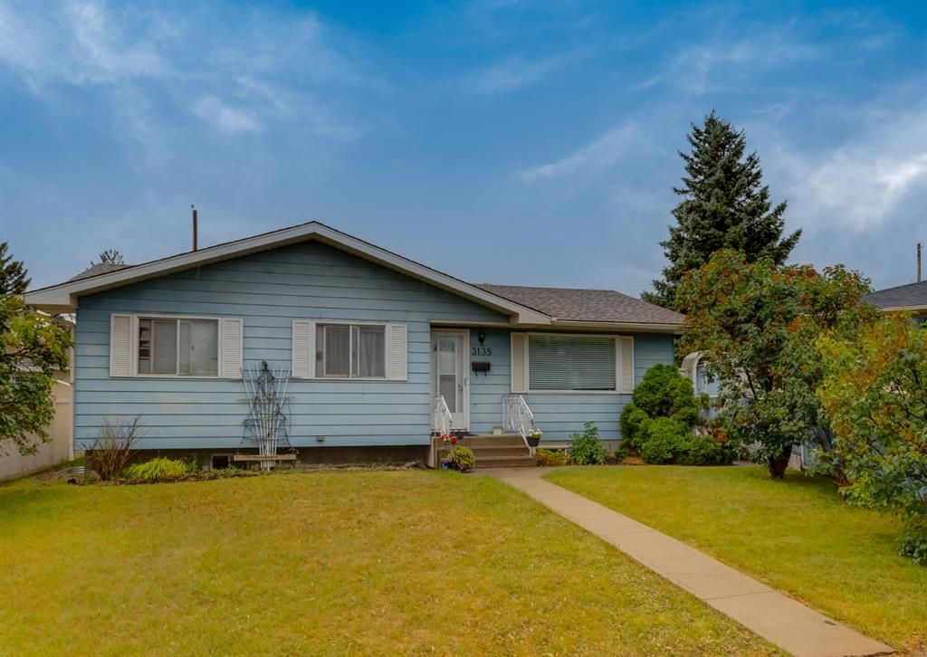 Main Photo: 3135 Rae Crescent SE in Calgary: Albert Park/Radisson Heights Detached for sale : MLS®# A1139656