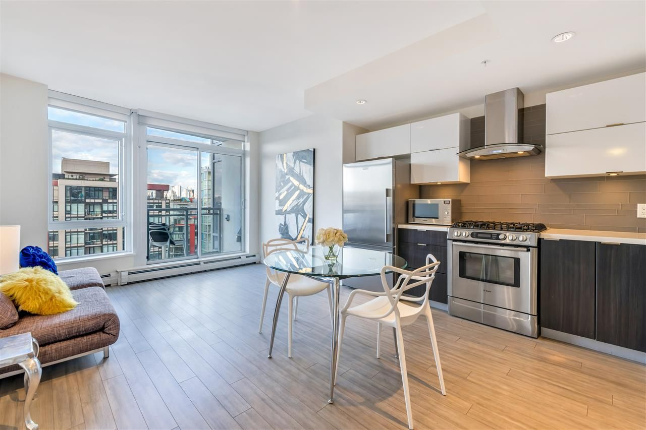 Main Photo: 1408 1775 QUEBEC STREET in Vancouver: Mount Pleasant VE Condo for sale (Vancouver East)  : MLS®# R2511747