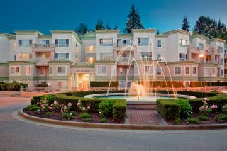 "Photo 1: 211 2960 PRINCESS Crescent in Coquitlam: Canyon Springs Condo for sale in ""THE JEFFERSON"" : MLS®# R2514468"