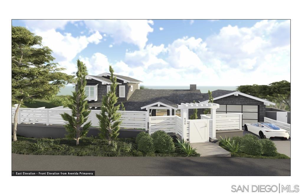 Main Photo: DEL MAR House for sale : 7 bedrooms : 625 Avenida Primavera