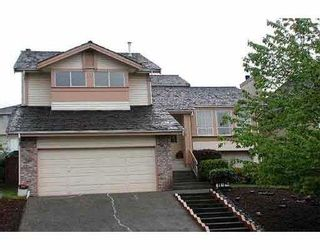 Photo 1: 1187 DURANT DR in Coquitlam: Scott Creek House for sale : MLS®# V571332