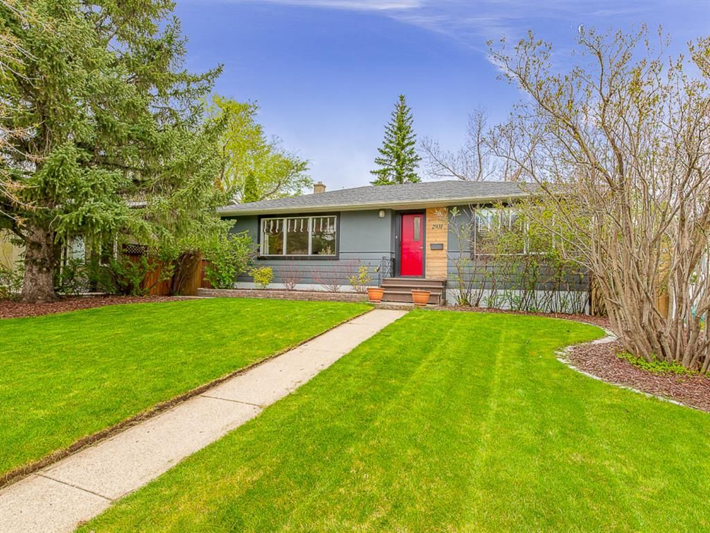 Main Photo: 2931 14 Avenue NW in Calgary: St Andrews Heights Detached for sale : MLS®# A1095368
