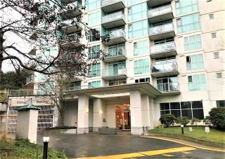 "Main Photo: 709 2763 CHANDLERY Place in Vancouver: South Marine Condo for sale in ""River Dance"" (Vancouver East)  : MLS®# R2544007"