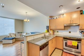 "Photo 8: 604 9288 UNIVERSITY Crescent in Burnaby: Simon Fraser Univer. Condo for sale in ""NOVO"" (Burnaby North)  : MLS®# R2133951"