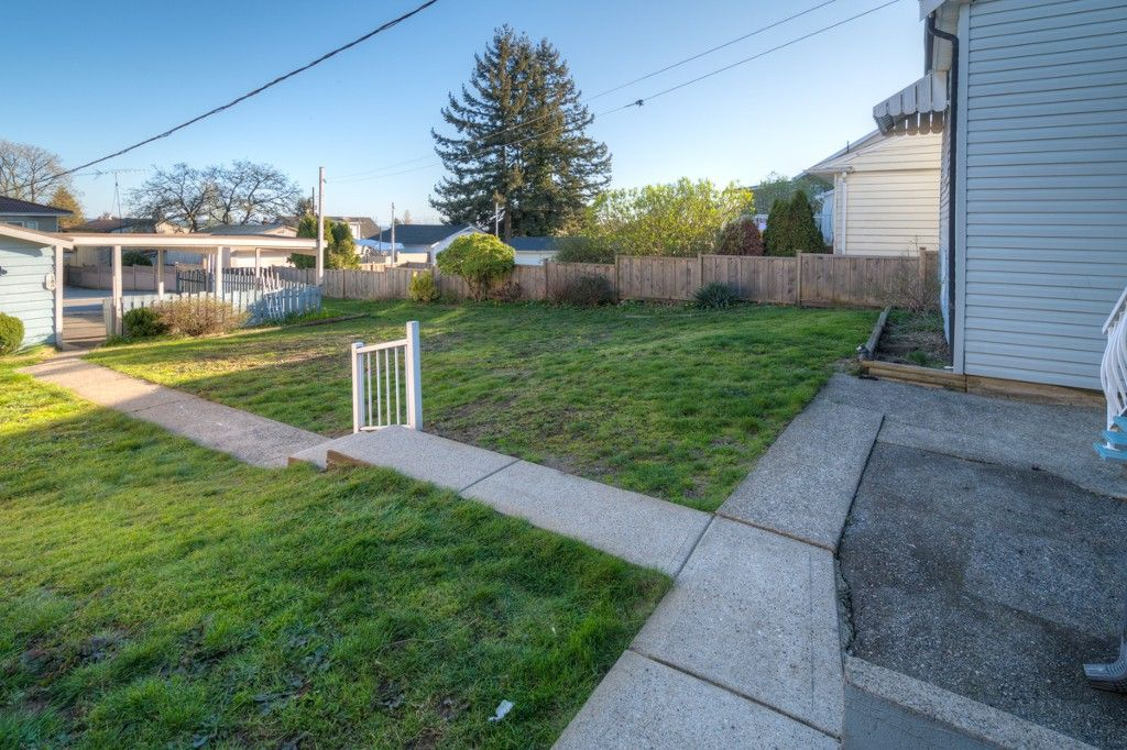 """Photo 32: Photos: 1728 DUBLIN Street in New Westminster: West End NW House for sale in """"WEST END"""" : MLS®# R2053372"""