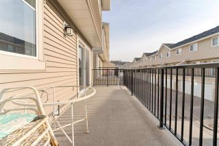 Photo 42: 14 7289 South Terwillegar Drive in Edmonton: Zone 14 Townhouse for sale : MLS®# E4241394