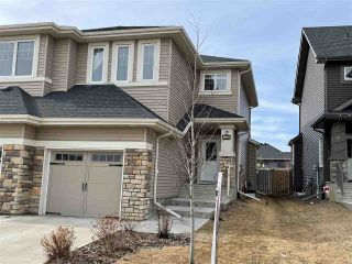 Photo 1: 139 AMBERLEY Way: Sherwood Park House Half Duplex for sale : MLS®# E4236611