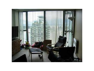 """Photo 3: 2605 1331 W GEORGIA Street in Vancouver: Coal Harbour Condo for sale in """"THE POINTE"""" (Vancouver West)  : MLS®# V891427"""