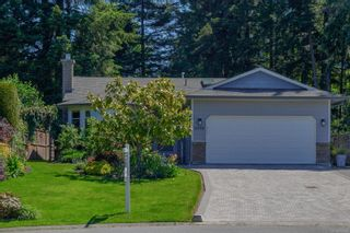 Photo 1: 6935 Shiner Pl in : CS Brentwood Bay House for sale (Central Saanich)  : MLS®# 877432