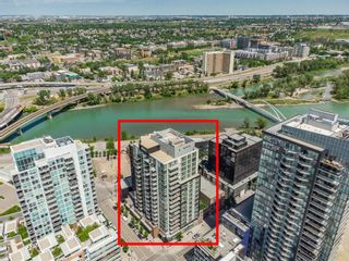 Photo 30: 1409 550 Riverfront Avenue SE in Calgary: Downtown East Village Apartment for sale : MLS®# A1121115
