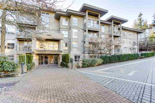 Photo 2: 417 9339 UNIVERSITY Crescent in Burnaby: Simon Fraser Univer. Condo for sale (Burnaby North)  : MLS®# R2522155
