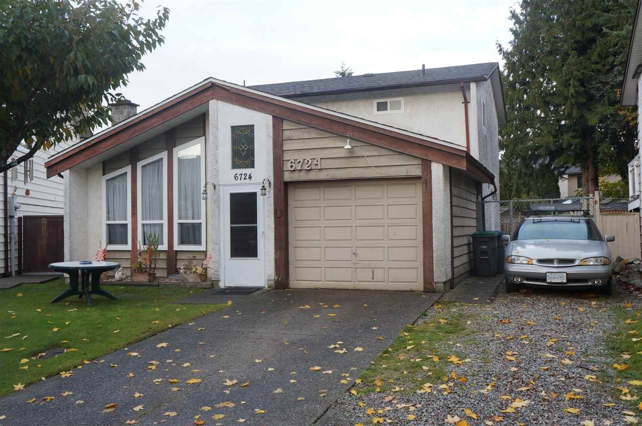 Main Photo: 6724 132A Street in Surrey: West Newton House for sale : MLS®# R2117480