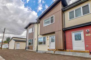 Photo 4: 9606 119 Avenue in Edmonton: Zone 05 House Half Duplex for sale : MLS®# E4237162