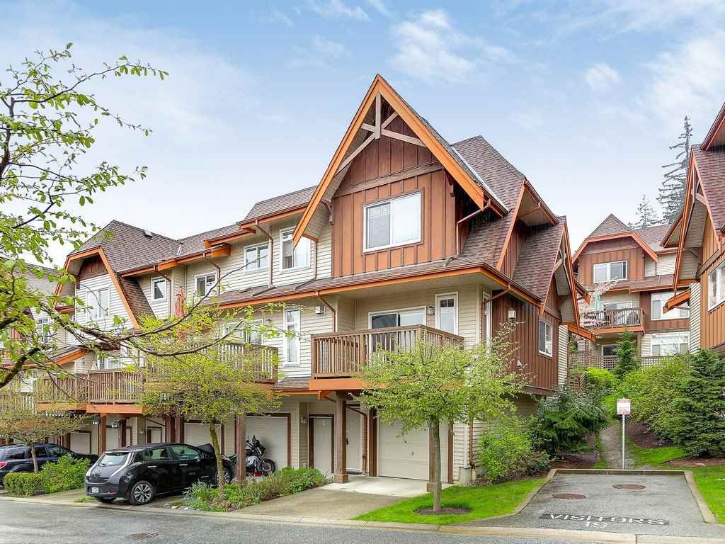 "Main Photo: 118 2000 PANORAMA Drive in Port Moody: Heritage Woods PM Townhouse for sale in ""MOUNTAINS EDGE"" : MLS®# R2160781"