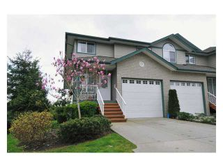"""Photo 1: 24 11358 COTTONWOOD Drive in Maple Ridge: Cottonwood MR Townhouse for sale in """"CARRIAGE LANE"""" : MLS®# V820880"""