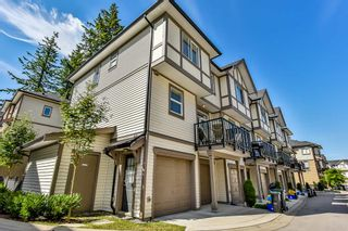 "Photo 1: 56 7848 209 Street in Langley: Willoughby Heights Townhouse for sale in ""Mason & Green"" : MLS®# R2191494"