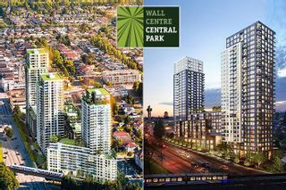 """Photo 1: 2005 5515 BOUNDARY Road in Vancouver: Collingwood VE Condo for sale in """"WALL CENTRE"""" (Vancouver East)  : MLS®# R2168373"""