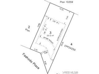 Photo 1: Lot 3 Fashoda Pl in VICTORIA: La Happy Valley Land for sale (Langford)  : MLS®# 626214