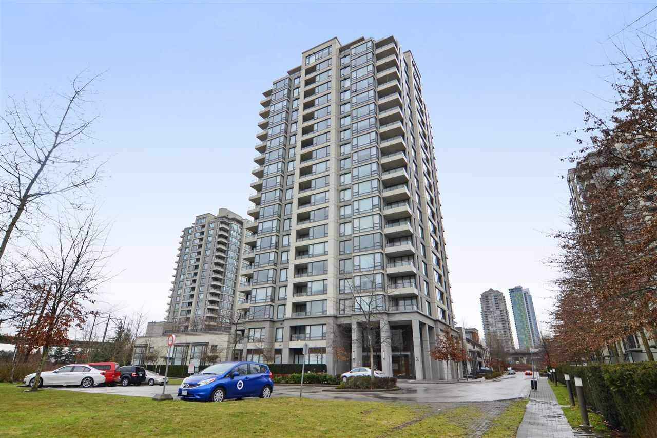 Main Photo: 1803 4178 DAWSON STREET in : Brentwood Park Condo for sale : MLS®# R2139109