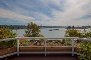 """Photo 19: 418 5 K DE K Court in New Westminster: Quay Condo for sale in """"QUAYSIDE TERRACE"""" : MLS®# R2105551"""
