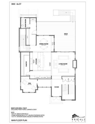 Photo 2: 3802 8A Street SW in Calgary: Elbow Park Detached for sale : MLS®# A1060445