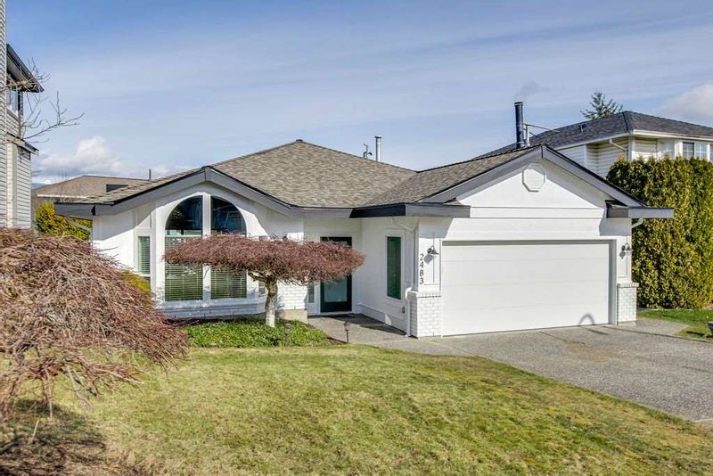 FEATURED LISTING: 2483 KENSINGTON Crescent Port Coquitlam