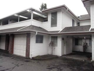 """Photo 1: 20 22128 DEWDNEY TRUNK Road in Maple Ridge: West Central Townhouse for sale in """"DEWDNEY PLACE"""" : MLS®# R2333259"""