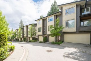 """Photo 1: 28 9229 UNIVERSITY Crescent in Burnaby: Simon Fraser Univer. Townhouse for sale in """"SERENITY"""" (Burnaby North)  : MLS®# R2589602"""
