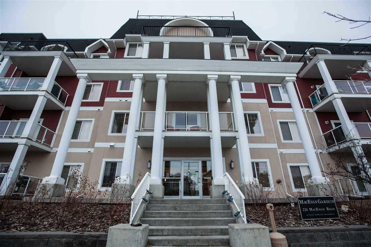 Main Photo: 416 226 MACEWAN Road in Edmonton: Zone 55 Condo for sale : MLS®# E4221452