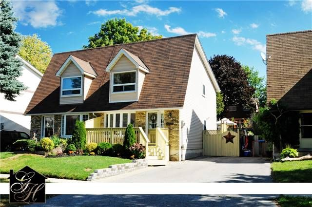 Main Photo: 547 Camelot Drive in Oshawa: Eastdale House (2-Storey) for sale : MLS®# E3315063